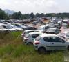 Dégats suite aux inondations de juin 2010