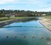 Canal de Provence à Rians