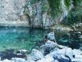 Le gouffre de Fontaine de Vaucluse