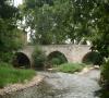 Le pont St-Pons, l'Arc