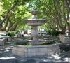 Fontaine et lavoirs de Barjols