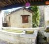 Fontaine et lavoir de Roquestéron