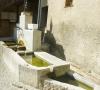 Fontaine et lavoir de Soleilhas